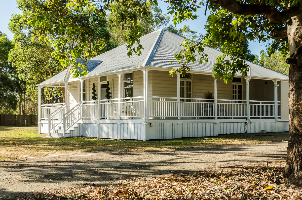 Queenslander Architecture