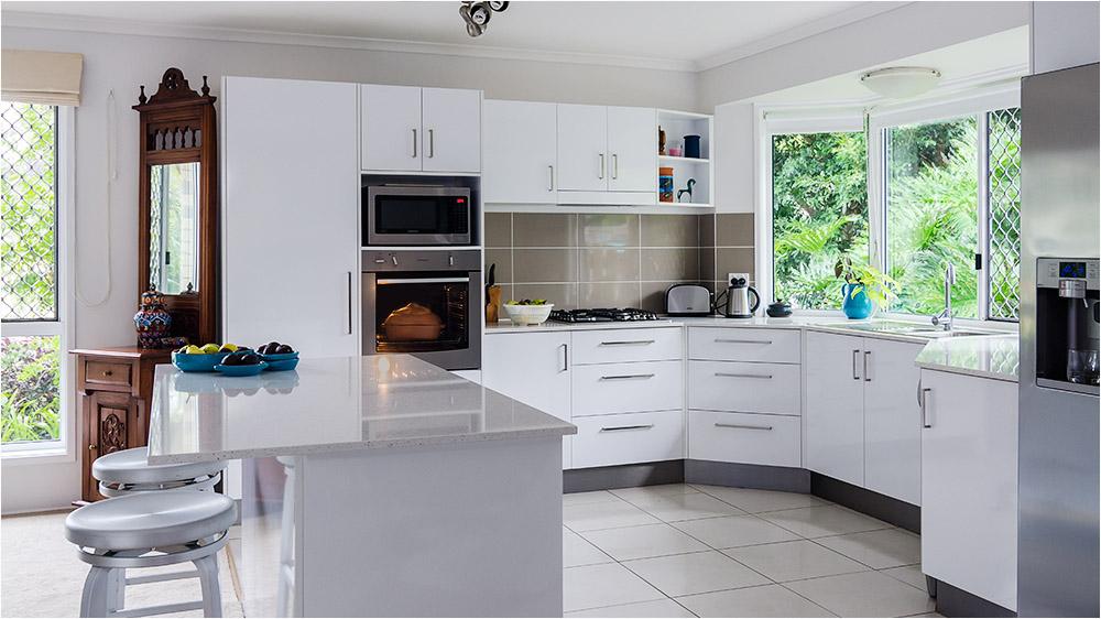 Kitchen photography by Propertyshoot Sunshine Coast