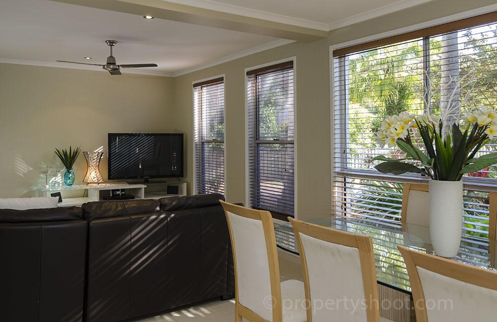 Sunlit interior by propertyshoot.com